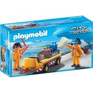 Playmobil - Remorcher cu echipaj
