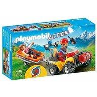 Playmobil - Salvatori montani cu targa