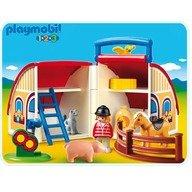 Playmobil  Set mobil hambar