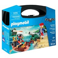 Playmobil - Set portabil Prinderea piratului