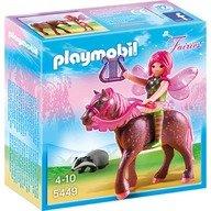 Playmobil Surya zana padurii si cal