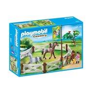 Playmobil - Tarcul cailor