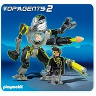 Playmobil Top Agents Mega robot