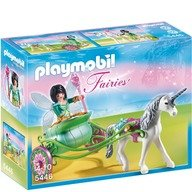 Playmobil Trasura Unicorn si Zana Fluture