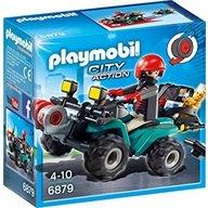 Playmobil - Vehiculul hotului