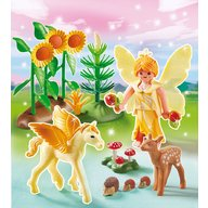 Playmobil - Zana toamnei cu cal inaripat