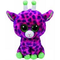 TY - Jucarie din plus Gilbert Girafa , Boos , 24 cm, Roz