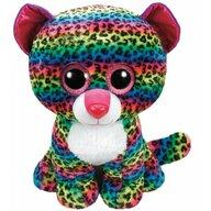 TY - Jucarie din plus Leopardul Dotty , Boos , 42 cm, Multicolor