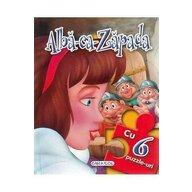 Povesti cu puzzle - Alba ca zapada, 36 piese