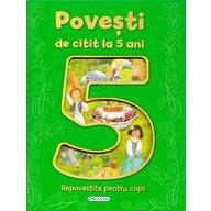 GIRASOL - Povesti de citit la 5 ani