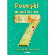 GIRASOL - Povesti de citit la 7 ani