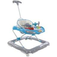 Sun Baby - Premergator cu control parental Super Car , Albastru cu gri