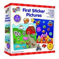 Galt - Primul meu set de stickere