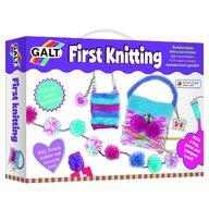 Galt - Primul meu set de tricotat