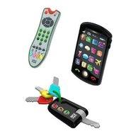 Kidz Delight - Primul meu set tehnic telecomanda, chei si smartphone