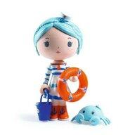 Djeco - Set figurine Printesa navigatoare Marinette si Scouic