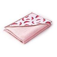 Sensillo - Prosop cu gluga Pastel 100x100 cm Pink