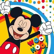 SunCity - Prosopel magic Mickey, 30x30 cm