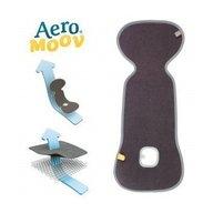 Aeromoov - Protectie antitranspiratie scaun auto GR 0+ BBC Organic Anthracite