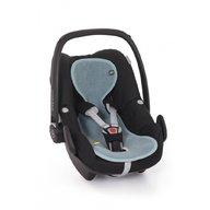 Aeromoov - Protectie antitranspiratie scaun auto GR 0+ BBC Organic Mint