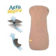 Aeromoov - Protectie antitranspiratie scaun auto GR 2-3 BBC Organic Sand