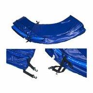 Accesoriu Protectie arcuri universala , Pentru trambulina de 366 cm , Albastru