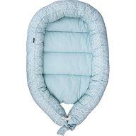 Womar Zaffiro - Protectie somn Baby Nest 0-6 luni Womar, Turcoaz