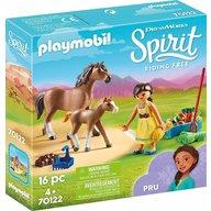 Playmobil - Pru cu calut si manz