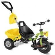 Puky Tricicleta cu maner CAT 1SL Verde