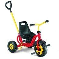Puky - Tricicleta cu maner Cdt, Rosie