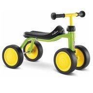 Puky Tricicleta fara pedale Pukylino verde