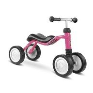 Puky Tricicleta fara pedale WUTSCH roz
