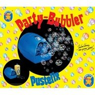 Pustefix Bubble Toys Jucarie Masina baloane de sapun Party Bubbler