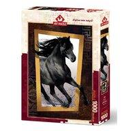 Puzzle 1000 piese, BLACK HORSE