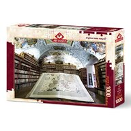 Puzzle 1000 piese, LIBRARY