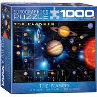 Puzzle 1000 piese The Planets