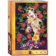 Puzzle 1000 piese Tsubaki, Haruyo Morita