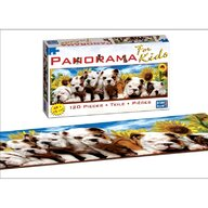 Puzzle 120 piese, Modele asortate