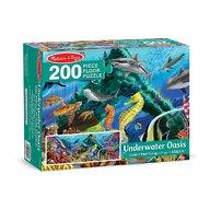 Melissa & Doug Puzzle 200 Piese Adancurilearii