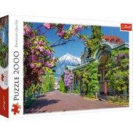 Trefl - Puzzle peisaje Merano Italia , Puzzle Copii, piese 2000