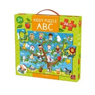 Puzzle 24 piese Kiddy Abc
