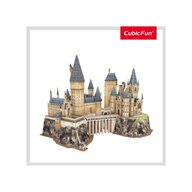 CUBICFUN - Puzzle 3D Harry Potter - Castelul Puzzle Copii, piese 197