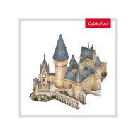 CUBICFUN - Puzzle 3D Harry Potter - Sala principala Puzzle Copii, piese 187