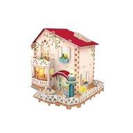 CUBICFUN - Puzzle 3D Casa de vacanta Puzzle Copii, piese 116