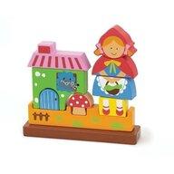 New Classic Toys - Puzzle 3D magnetic, Scufita Rosie