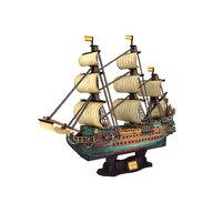 CUBICFUN - Puzzle 3D Nava San Felipe Puzzle Copii, piese 248