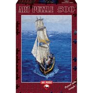 Puzzle 500 piese, SAILING BOAT