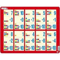 Larsen - Puzzle Adunarea 1 - 10C 10 Piese