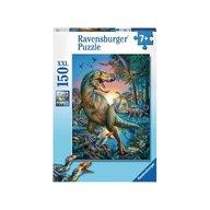 Ravensburger - Puzzle Animale preistorice, 150 piese