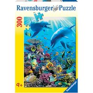 Ravensburger - Puzzle Aventura subacvatica, 300 piese